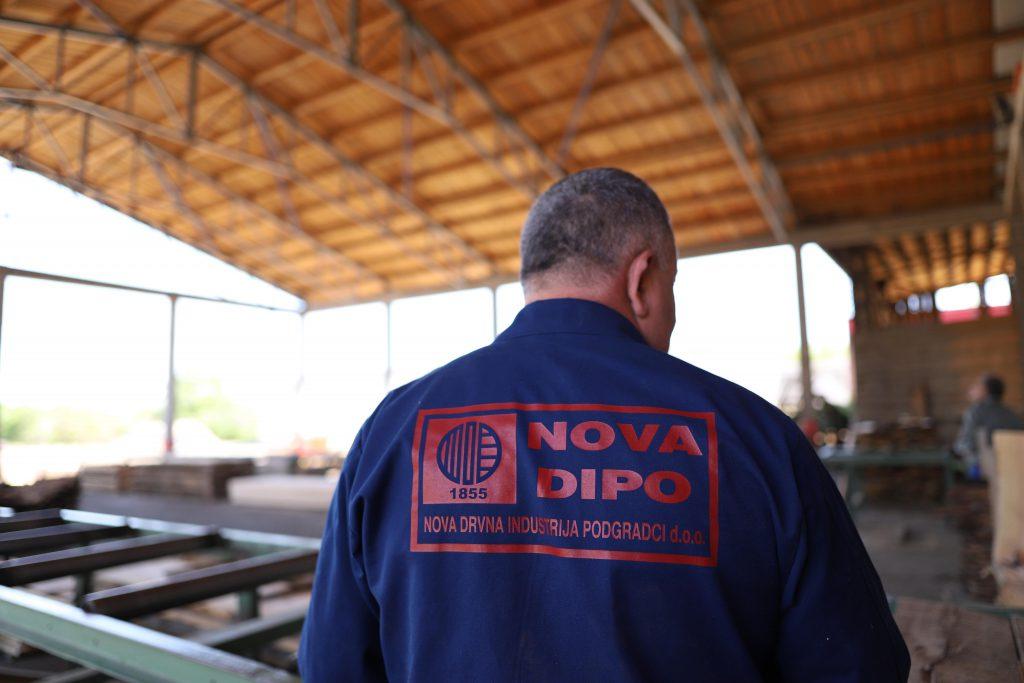 Nova Dipo usluge