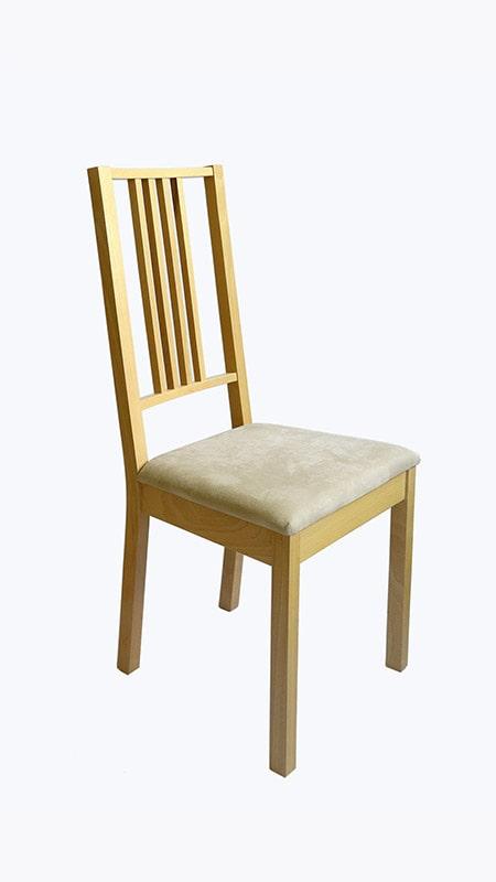 stolica svijetlo drvo